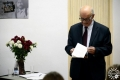 Meeting with the first rector of Polotsk State University Ernst M. Babenko