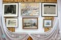 Новая выставка «Зимний пейзаж»